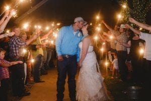 Wedding Fireworks and Wedding Sparklers Provide a Spectacular Send ...