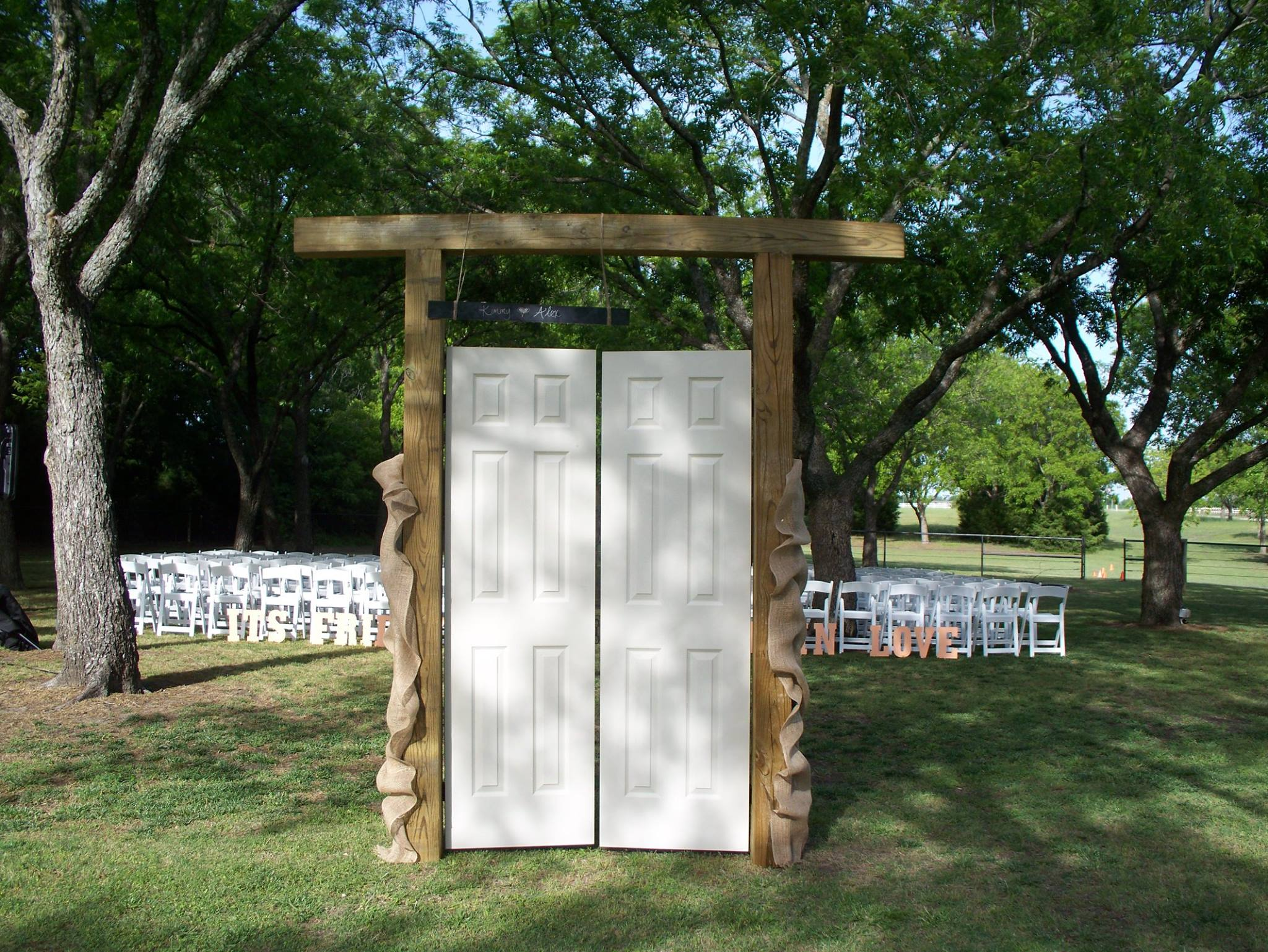 Outdoor Wedding Decor Ideas