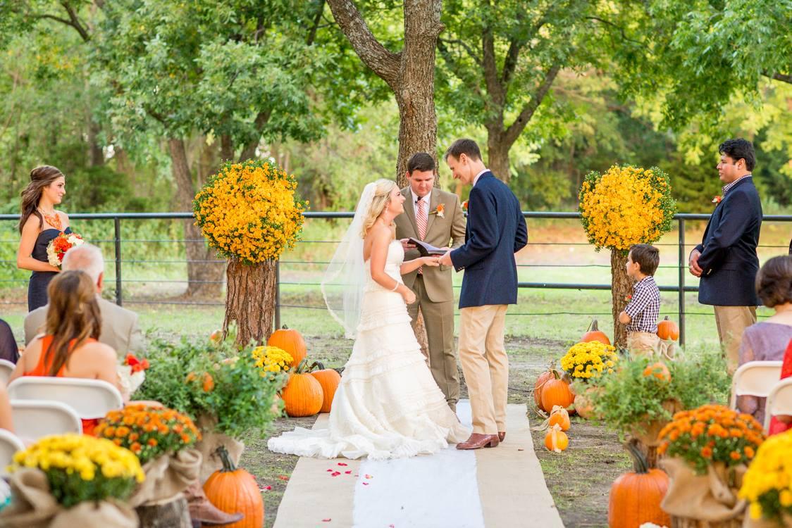 outdoor wedding decor ideas