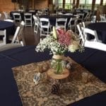outdoor wedding pavillion
