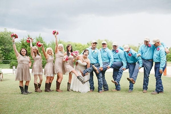 Western Wedding Planning Ideas